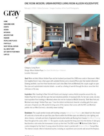 Gray Magazine 345