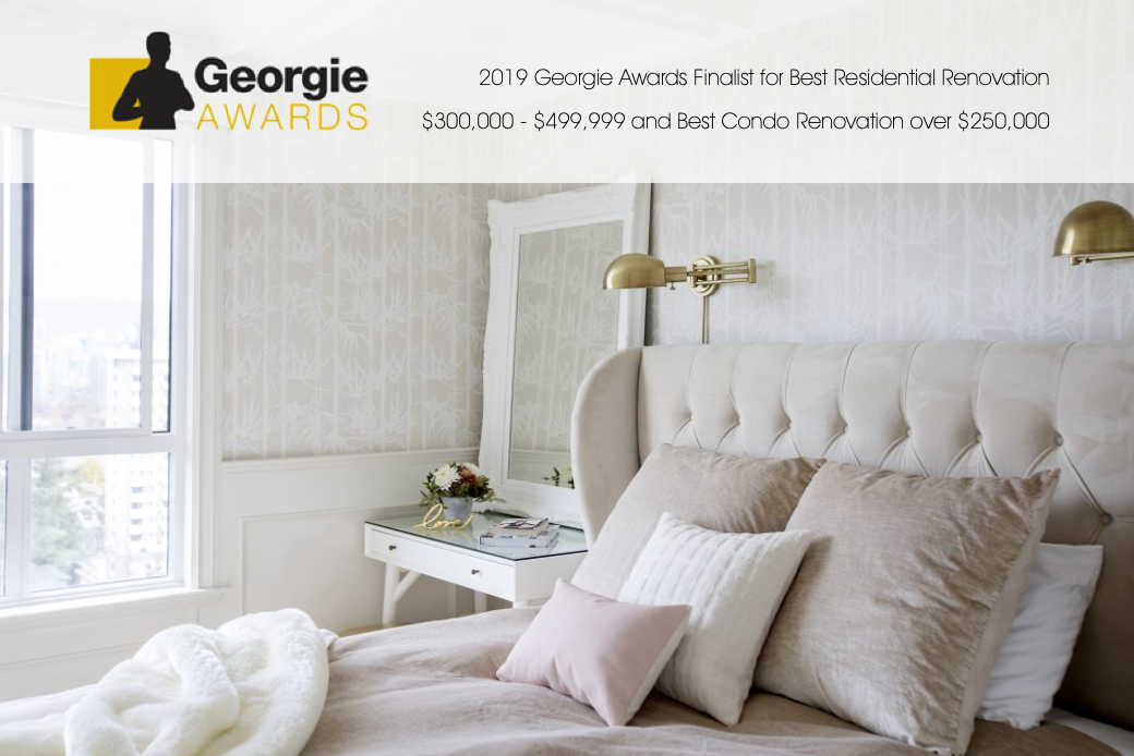 Pivotal Penthouse cover image with georgie awards finalist logo